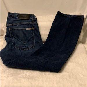 Hudson Bryon Straight Jeans Shade A, LA/USA